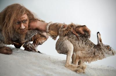 neandertal hunting