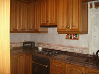 casa en venta calle jerica almazora  cocina