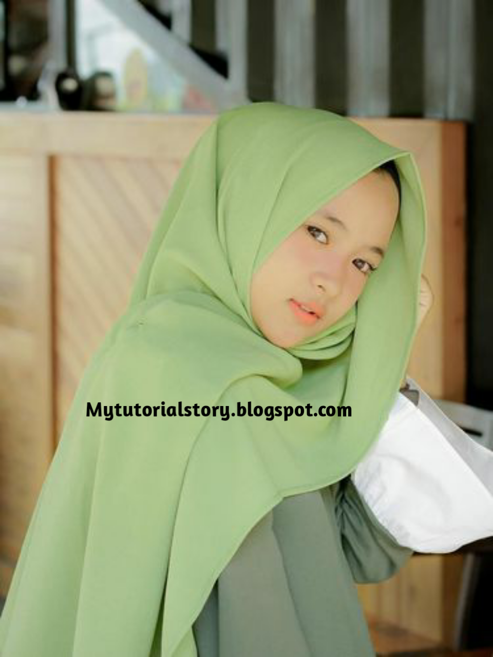 mytutorialstory: tutorial hijab ala nissa sabyan