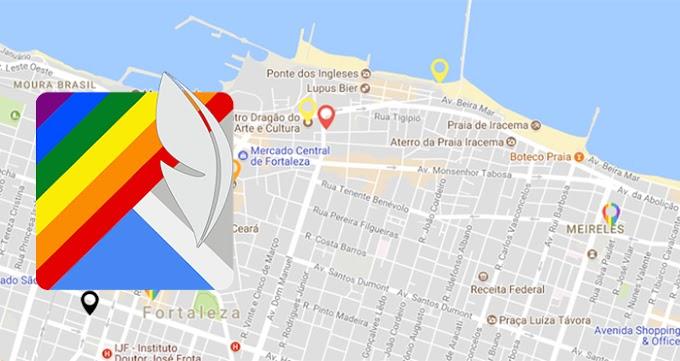 Cearenses criam aplicativo que mapeia casos de violência contra LGBT's