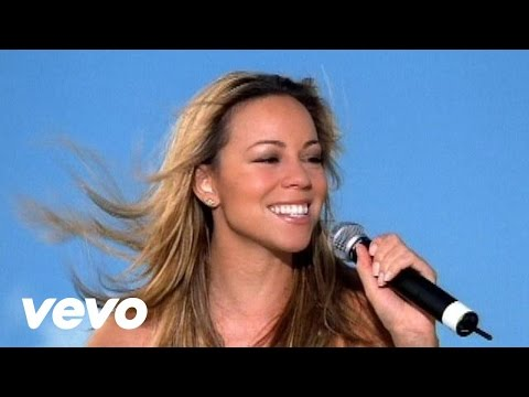 Ilustrasi Single Hits Mariah Carey 2000 Thank God I Found You - Upayawan