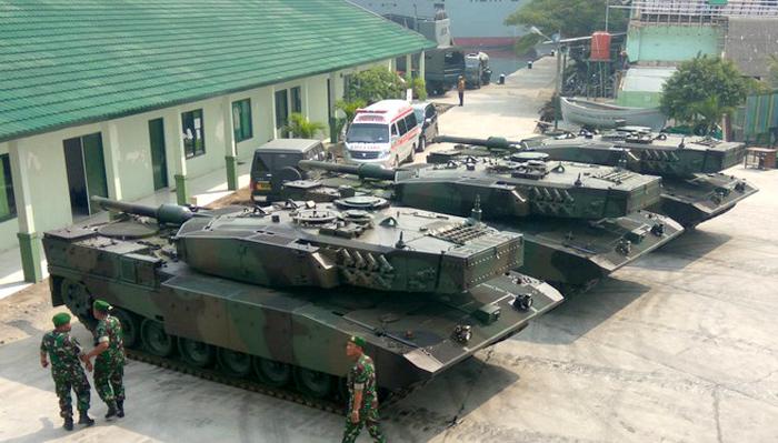 Tank Leopard 2a4 Revolution RI