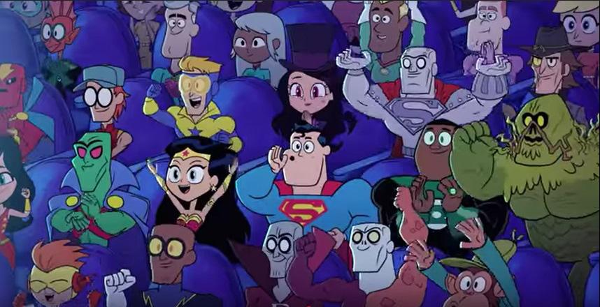 Ranking Animated Superhero Movies of 2018 - AFA: Animation