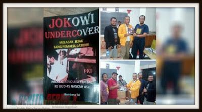Kejadian, Presiden, Jokowi, Indonesia, Hukum, Penelitian, disita polisi, 'Jokowi Undercover', Berita Bebas, Berita Terbaru, Ulasan Berita, Dalam Negeri, UU ITE, PKI, Isu Sara,