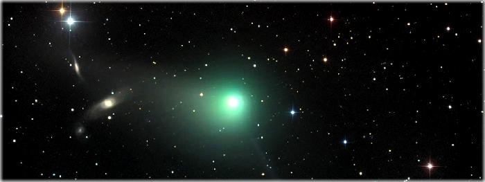 cometa Johnson - cometa C/2015 V2
