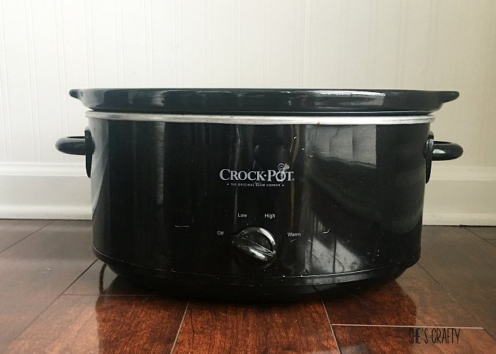 slow cooker, crock pot