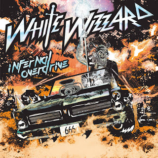"White Wizzard - ""Infernal Overdrive"" (lyric video) from the s/t album"
