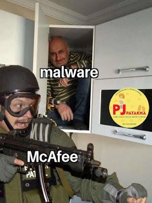 Antivirus memes