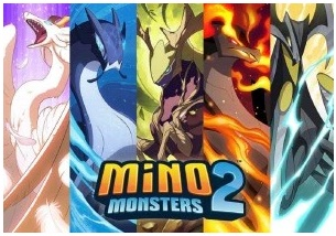 Mino Monsters 2 Evolution Screenshot