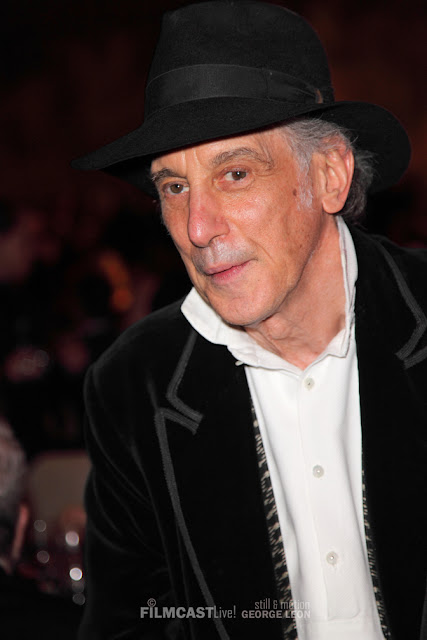 Ed Lachman, ASC Awards ©George Leon/Filmcastive. Not to reproduce mechanically or digitally without written permission