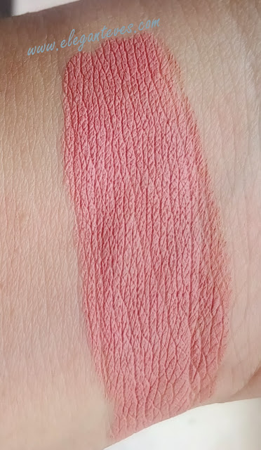 MAC Kinda Sexy swatch review India