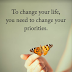 To Change Your Life