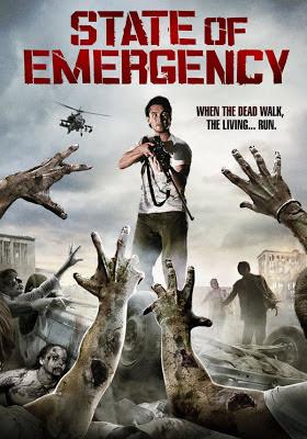 State of Emergency: la locandina
