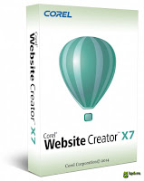 Corel Website Creator Computer Software