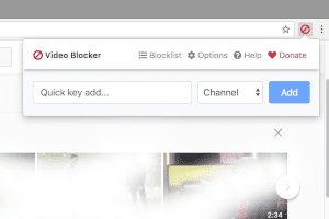 Como bloquear canais no  youtube - Vídeo Blocker