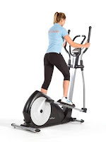 "JTX Strider X7 Elliptical Cross Trainer, review features compared with JTX Tri Fit, with 16"" stride length"