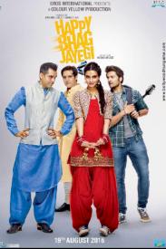 Happy Bhaag Jayegi (2016) Hindi DVDScr 700MB