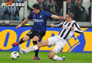 Agen Bola Terpercaya : Prediksi Skor Juventus Vs Internazionale 29 Februari 2016