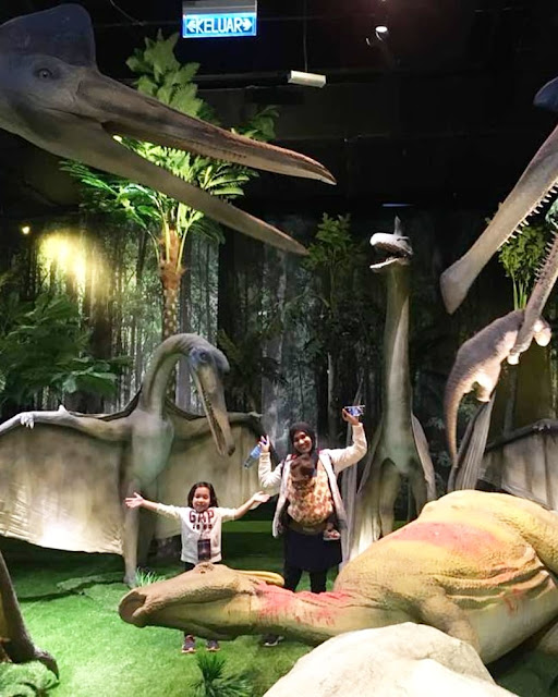 The Jurassic Research Center, SkyAvenue, Genting Highland,