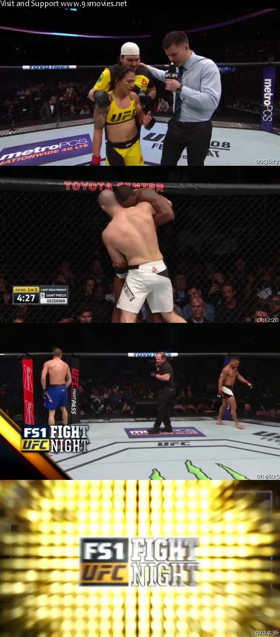 UFC Fight Night 104 Bermudez vs Korean Zombie HDTV 480p