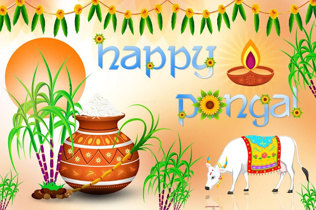 Happy Makar Sankranti Wallpapers