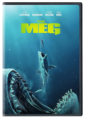 The Meg 2018 Dvd