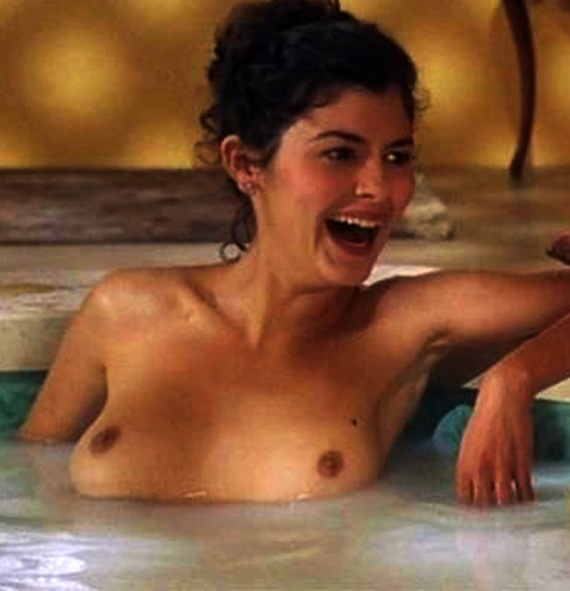 Think, audrey tautou nude sex this
