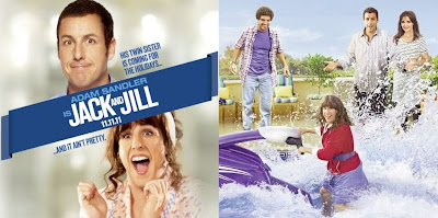 Jack and Jill, Adam Sandler's latest comedy movie