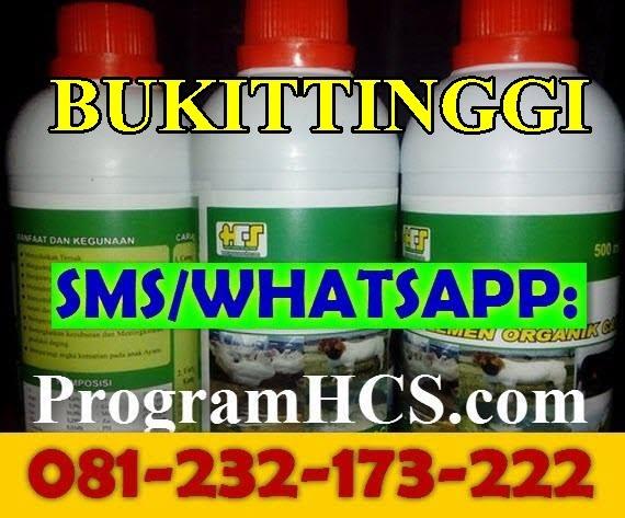 Jual SOC HCS Bukittinggi