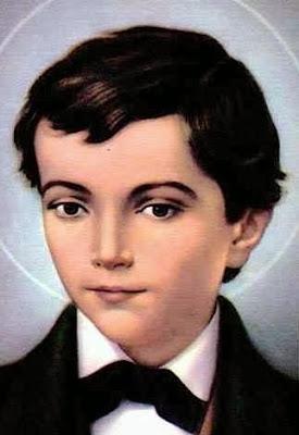 Imagen de Santo Domingo Savio Niño
