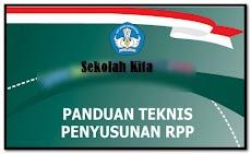Download Panduan Teknis Penyusunan RPP Kurikulum 2013