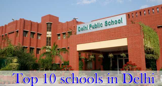 Top 10 schools in Delhi - List of top 10 CBSE Schools in New Delhi