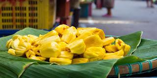 Eat this tasty Jackfruits