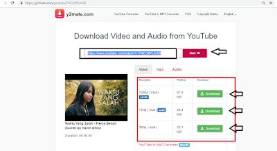 Cara Download Video YouTube Dengan Mudah Tanpa Aplikasi (100% Work)