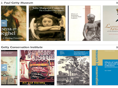 Two Excellent Resources for Free Art Books