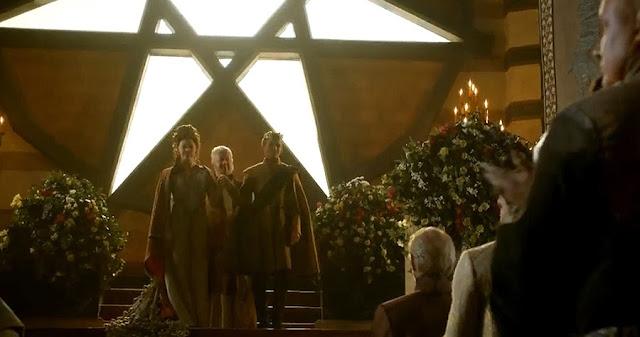 Urzeala Tronurilor Sezonul 4 - Nunta lui Joffrey
