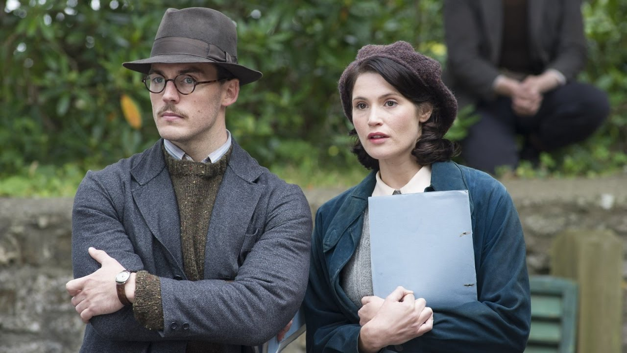 THEIR FINEST - Gemma Arterton y  Sam Clafin