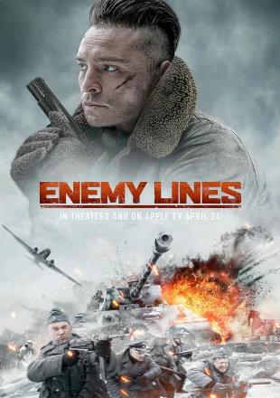 Enemy Lines 2020 HDRip 720p Dual Audio In Hindi English