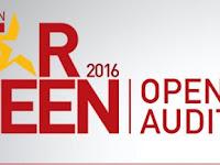 Audisi Starteen 2016 Global TV