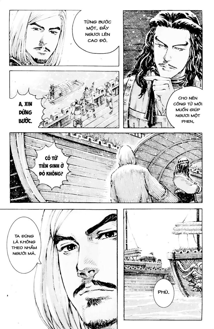 Hỏa phụng liêu nguyên Chương 402: Họa phúc chi giai [Remake] trang 13