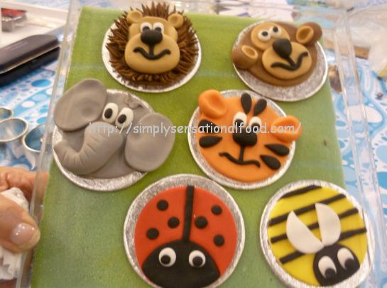 Edible Cake Decorations For Kids