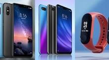Xiaomi Redmi Note 6 Pro, Mi 8 Lite, dan Mi Band 3 Resmi Hadir di Indonesia, Inilah Harganya