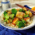 Crispy Orange Ginger Tofu With Broccoli Recipe