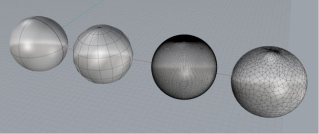 Digital Fabrication for Designers: Working with Meshes in