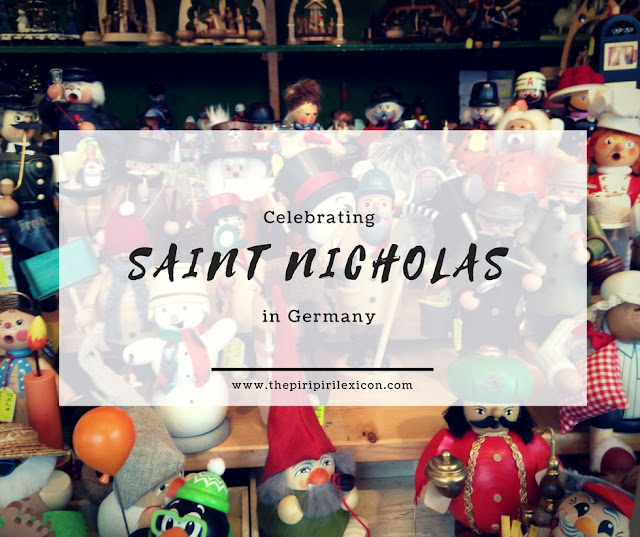 Celebrating Saint Nicholas in Germany