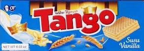 Khaerul Barqah: TANGO WAFER