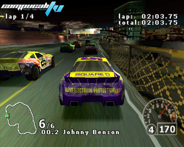 Nascar Rumble PC Full Descargar 1 Link