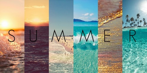 Summer = dream for all holidays.
