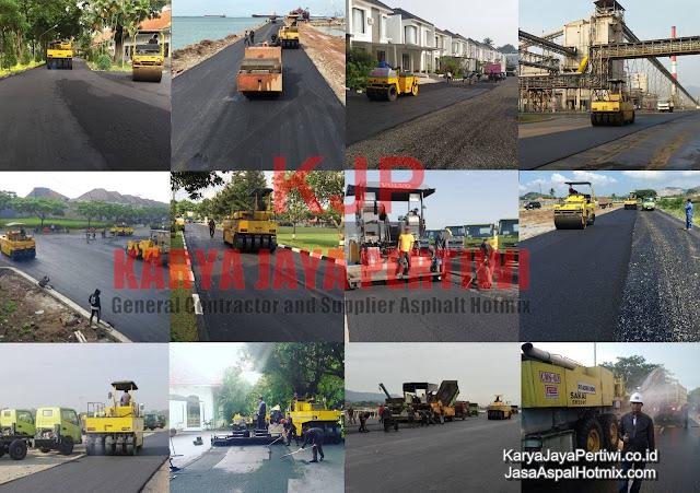 Referensi Kontraktor Aspal Hotmix di Jawa Barat, Jasa Pengaspalan jalan, Kontraktor aspal hotmix bandung