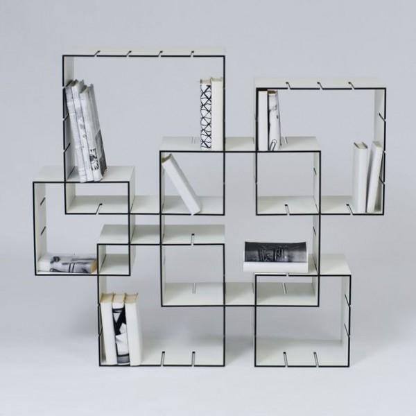 Konnex Slot-in Bookcase